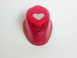 Ozdobná děrovačka 17mm - Srdce II