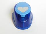 Ozdobná děrovačka 25mm - Srdce II