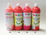 Tempera Toy Color - červenorůžové odstíny
