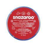 Barva na obličej Snazaroo 18ml - Červená