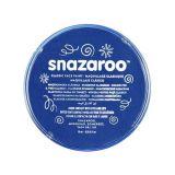 Barva na obličej Snazaroo 18ml - Královská modř