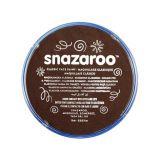 Barva na obličej Snazaroo 18ml - Tmavě hnědá