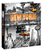 Kroužkový pořadač A4 Alvarak - New York