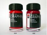 Marabu akvarelová tuš GRAPHIX