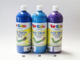 Tempera Toy Color - modré odstíny