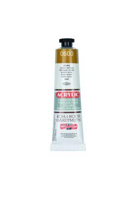 Akryl Koh-i-noor - tmavé odstíny