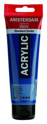 Akryl Amsterdam - tmavě modré odstíny