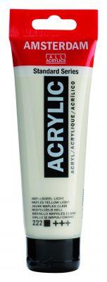 Akryl Amsterdam - světle šedé odstíny