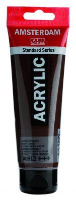 Akryl Amsterdam - hnědé odstíny