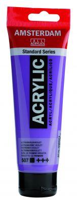 Akryl Amsterdam - fialové odstíny