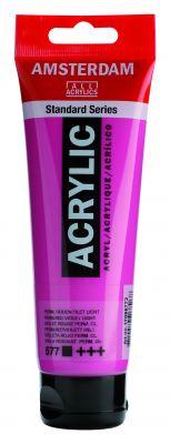 Akryl Amsterdam - růžové odstíny