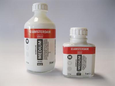 Medium pro akryl Amsterdam