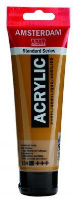 Akryl Amsterdam - okrové odstíny