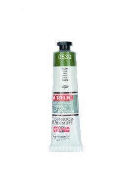 Akryl Koh-i-noor - zelené odstíny