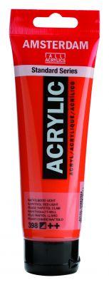 Akryl Amsterdam - oranžovo-červené odstíny