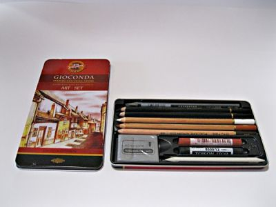 Gioconda Mini Art Set