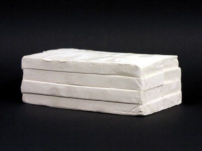 Modelovací hmota 1000g bílá