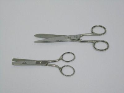 Nůžky celokovové