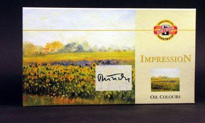 Sada olejových barev Impression