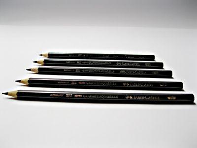 Akvarelové tužky Faber-Castell