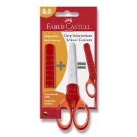 Nůžky dětské s kulatou špičkou Faber- Castell