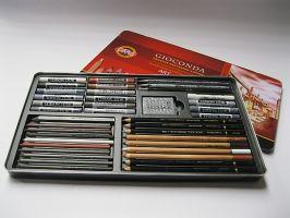 Gioconda Art Set Maxi