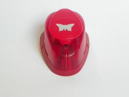 Ozdobná děrovačka 17mm - Motýl