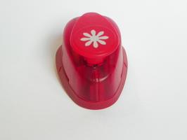 Ozdobná děrovačka 17mm - Květina