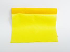Plsť 20x30 - žluté odstíny