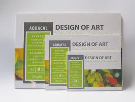 Blok Aquacal, 20 listů, 250g/m2