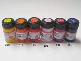 Barvy na porcelán Marabu 15ml