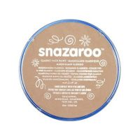 Barva na obličej Snazaroo 18ml - Béžová