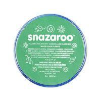 Barva na obličej Snazaroo 18ml - Zeleň brilantní
