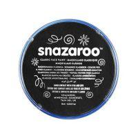 Barva na obličej Snazaroo 18ml - Černá