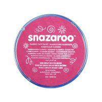 Barva na obličej Snazaroo 18ml - Fuchsiová