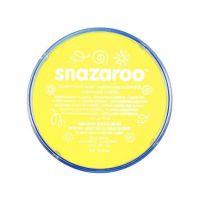 Barva na obličej Snazaroo 18ml - Sytě žlutá