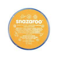 Barva na obličej Snazaroo 18ml - Žlutý okr