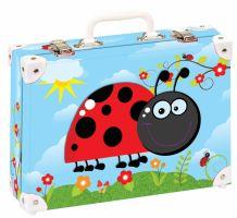 Školní kufřík velký - Beruška