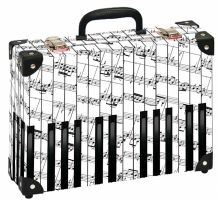 Školní kufřík velký - Klavír