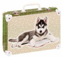 Školní kufřík velký - Husky