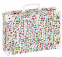 Školní kufřík střední - Mozaika