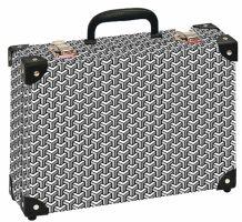 Školní kufřík střední - Op Art