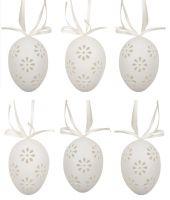 Dekorační vejce prořezávané