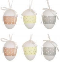 Dekorační vejce putíkaté
