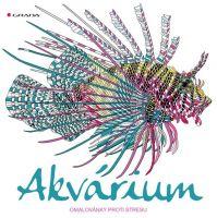 Antistresové omalovánky Akvárium