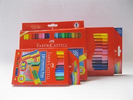 Fixy Connector Faber-Castell - sada 10ks