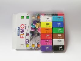 Modelovací hmota FIMO