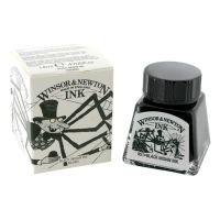 Umělecká tuš Winsor&Newton - Černá