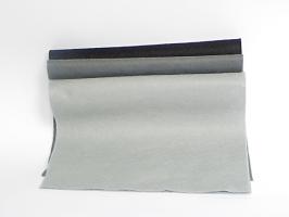 Plsť 20x30cm - šedé odstíny