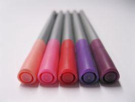 Faber-Castell Grip - růžové odtíny